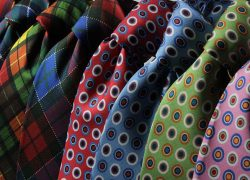 Men's Silk Ties